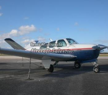 1961 BEECHCRAFT N35 BONANZA for sale - AircraftDealer.com