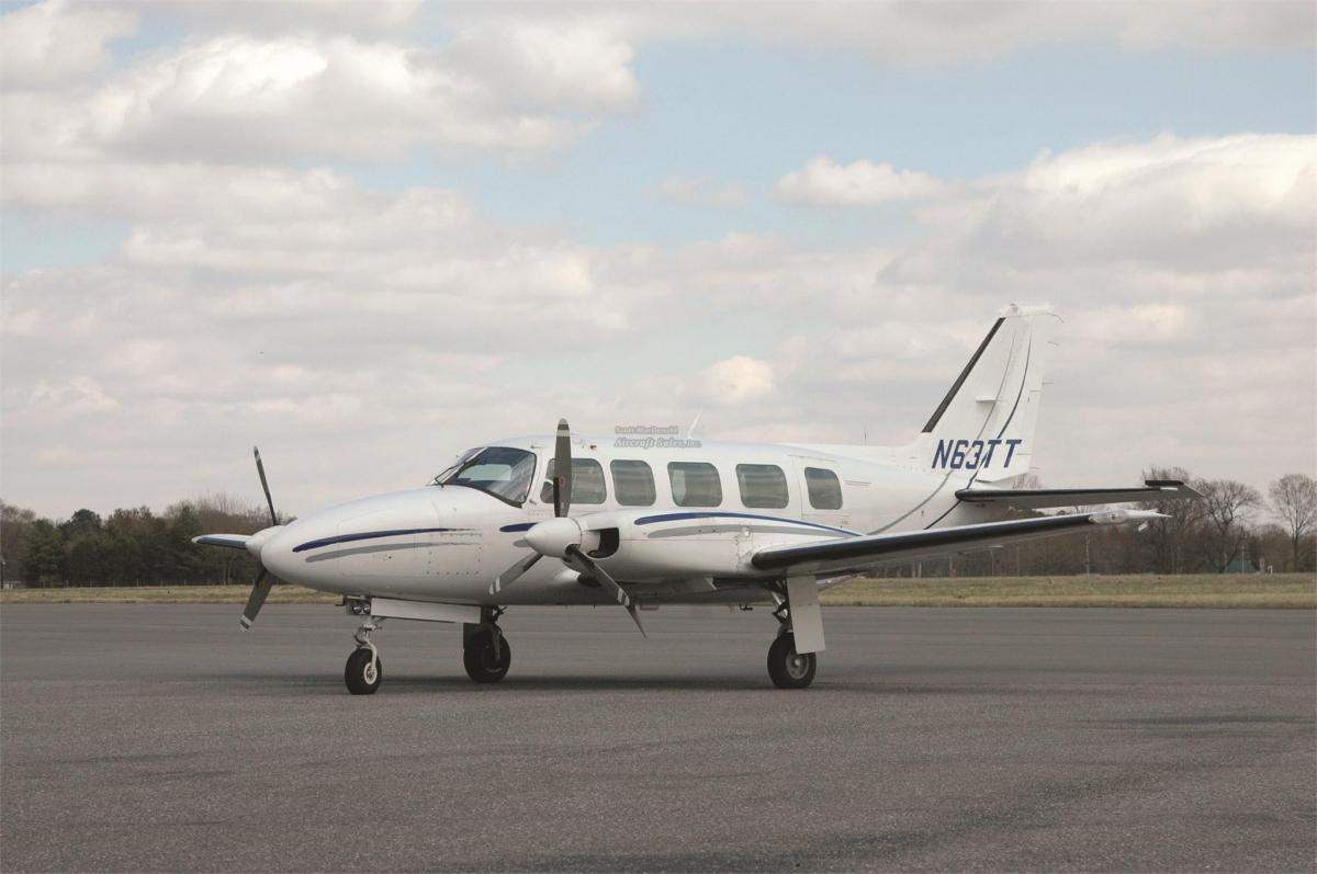 1981 PIPER NAVAJO CHIEFTAIN - Photo 1
