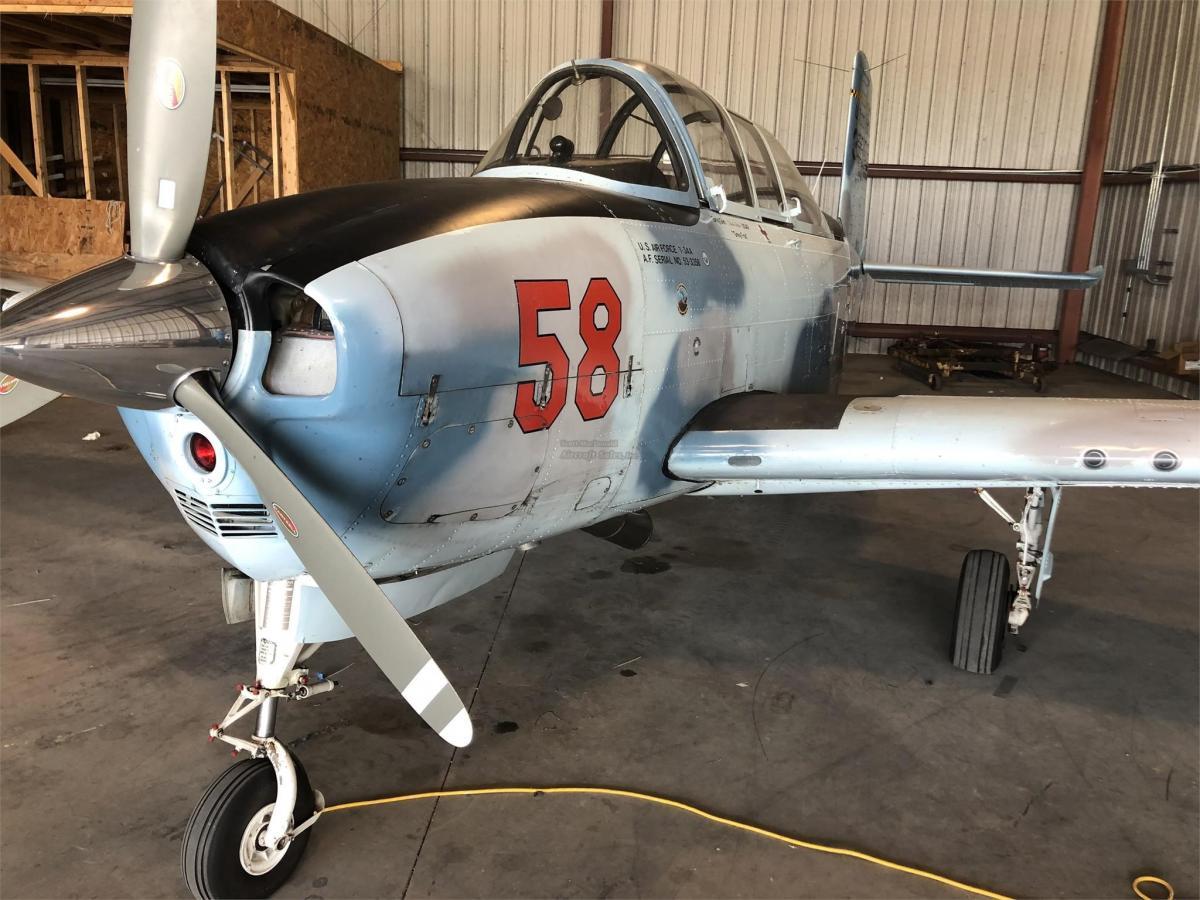 1954 BEECHCRAFT T34A MENTOR Photo 2