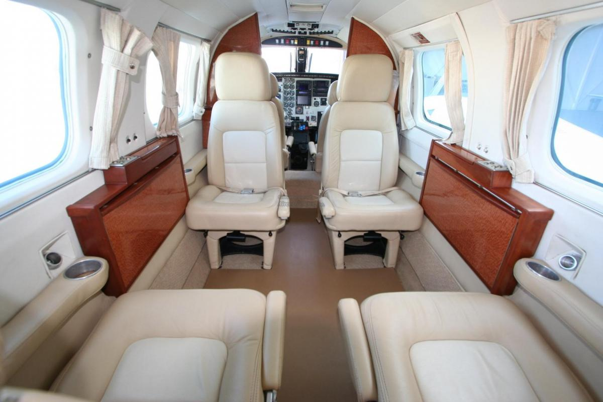 1980 PIPER CHEYENNE II  Photo 4