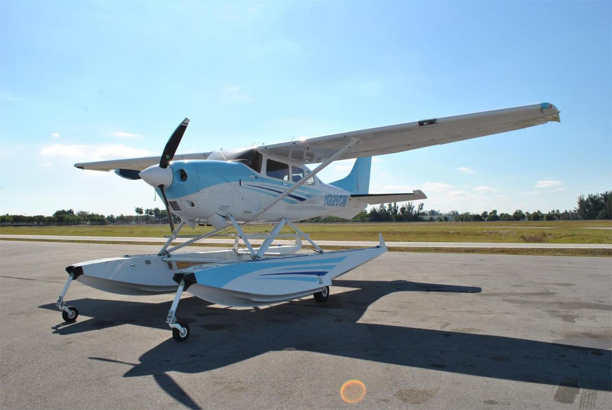 2004 CESSNA TURBO 206H AMPHIBIAN  Photo 2