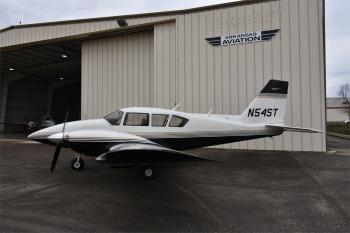 1974 PIPER AZTEC E for sale - AircraftDealer.com