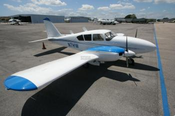 1967 PIPER AZTEC C for sale - AircraftDealer.com