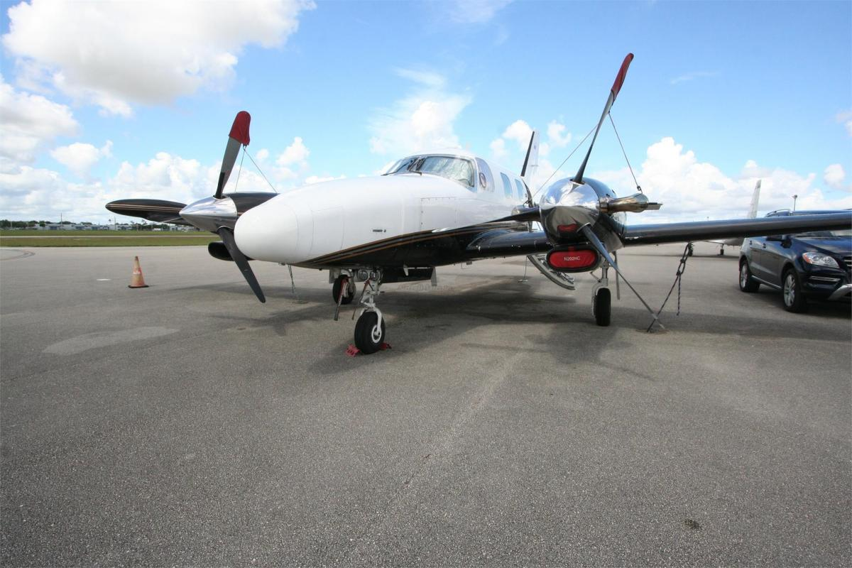 1978 PIPER CHEYENNE II Photo 2