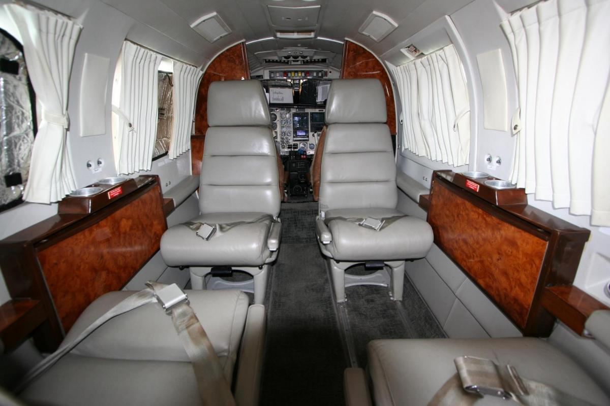 1978 PIPER CHEYENNE II Photo 4