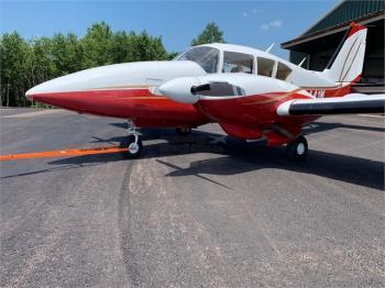 1979 PIPER TURBO AZTEC F for sale - AircraftDealer.com