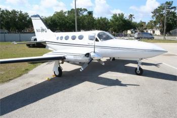 1982 CESSNA 414A for sale - AircraftDealer.com