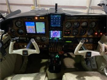 1976 PIPER TURBO AZTEC F for sale - AircraftDealer.com