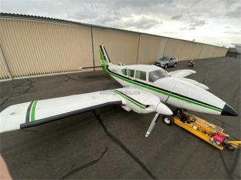1977 PIPER TURBO AZTEC F for sale - AircraftDealer.com