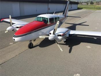 1970 PIPER AZTEC E  for sale - AircraftDealer.com