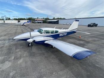 1976 PIPER AZTEC F for sale - AircraftDealer.com