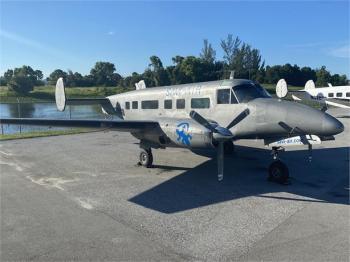 1954 BEECHCRAFT C45H for sale - AircraftDealer.com