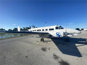 1960 BEECHCRAFT G18S for sale - AircraftDealer.com