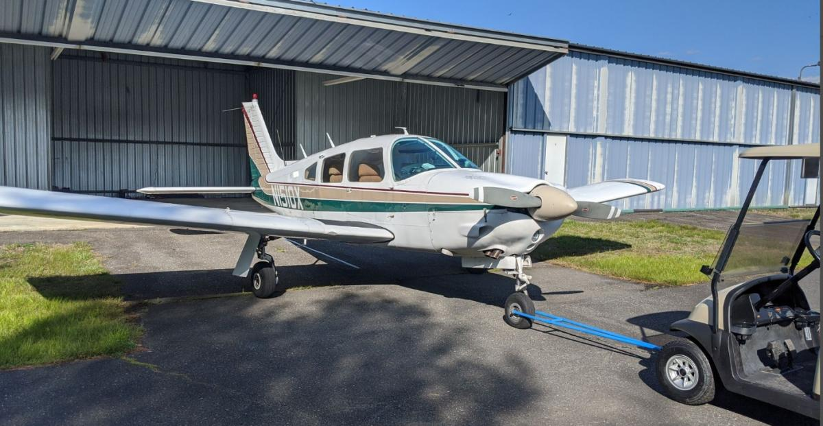 1975 PIPER ARROW II Photo 4