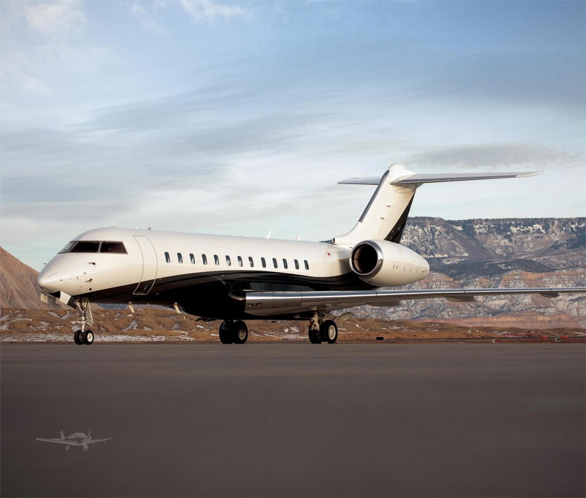 2003 BOMBARDIER GLOBAL EXPRESS - Photo 1