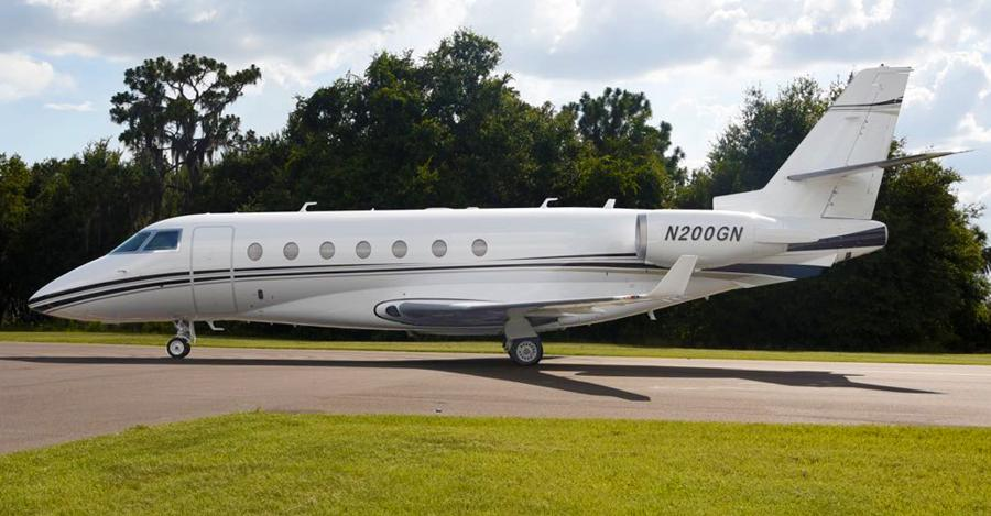2005 Gulfstream G200 Photo 2