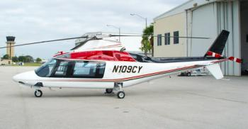 1986 Agusta SPA A109AII for sale - AircraftDealer.com