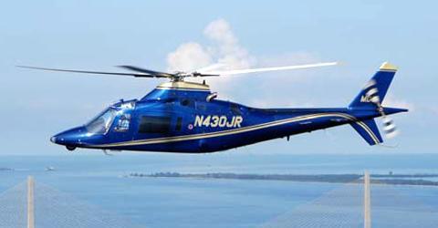 1991 Agusta A109C - Photo 1