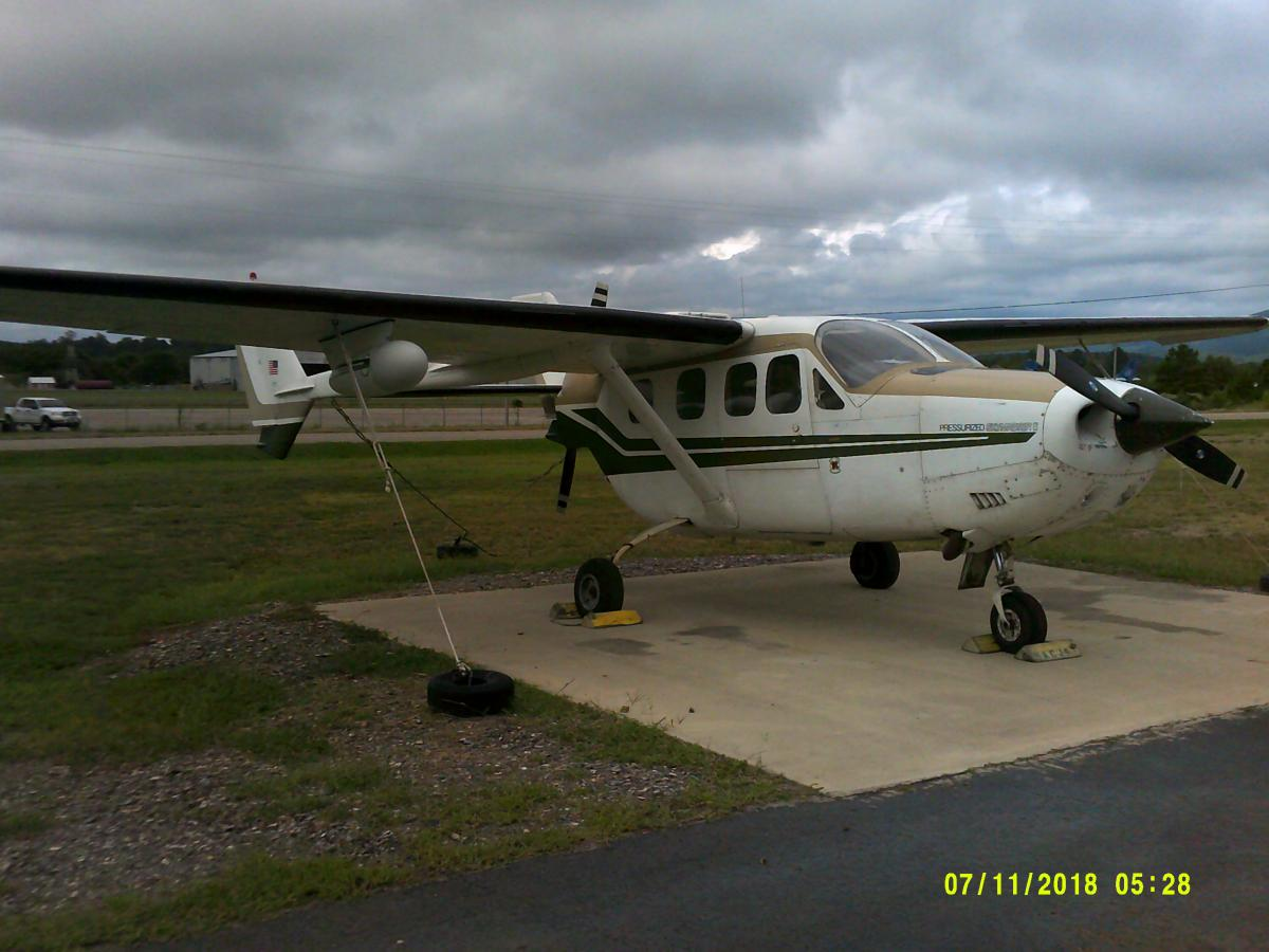 1978 CESSNA  PRESSURIZED 337 Photo 2