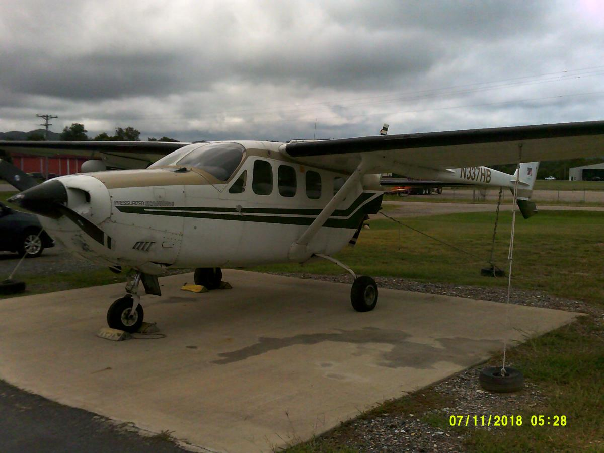1978 CESSNA  PRESSURIZED 337 Photo 3