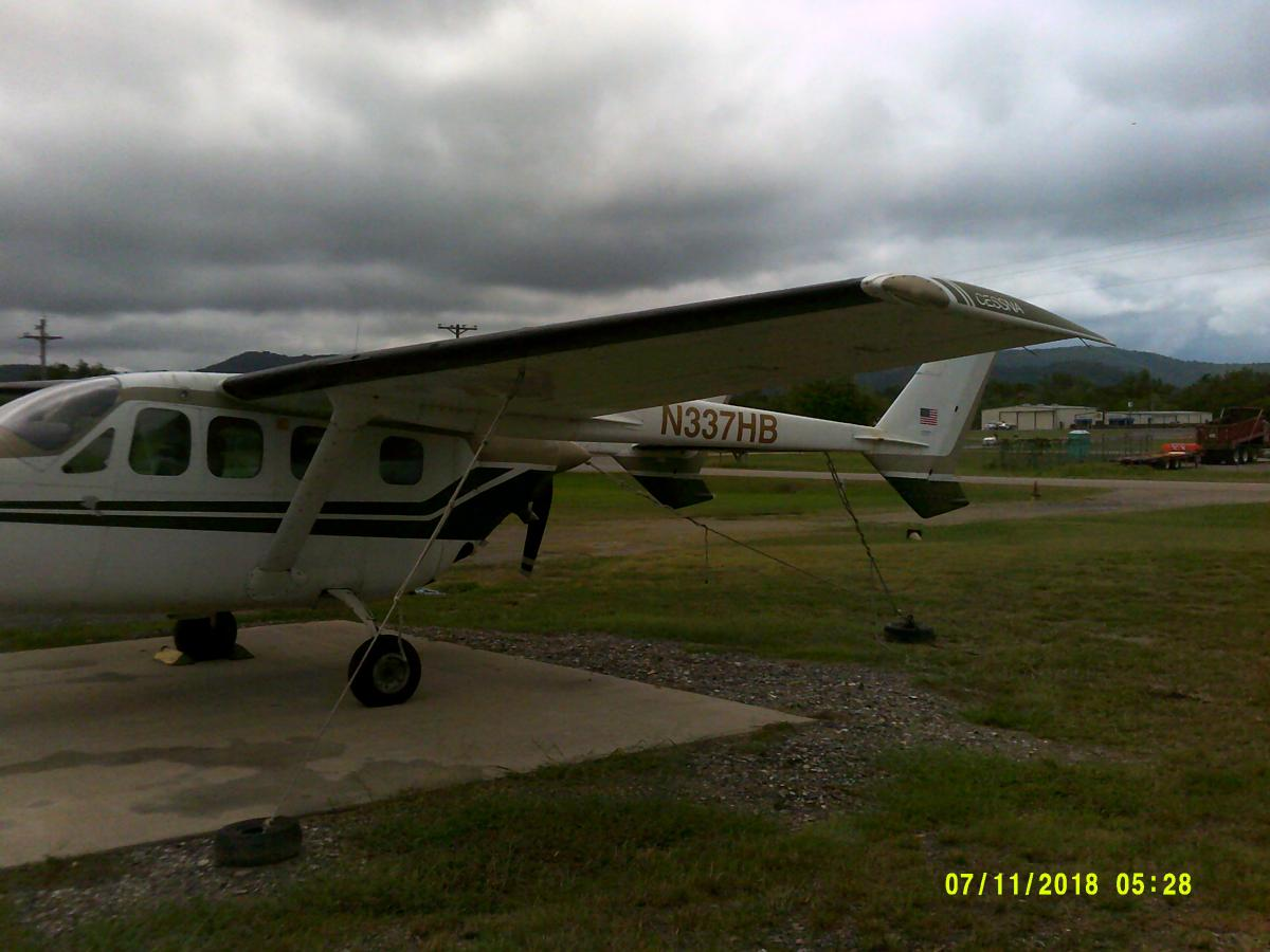 1978 CESSNA  PRESSURIZED 337 Photo 4