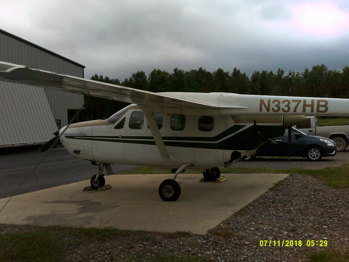 1978 CESSNA  PRESSURIZED 337 Photo 6