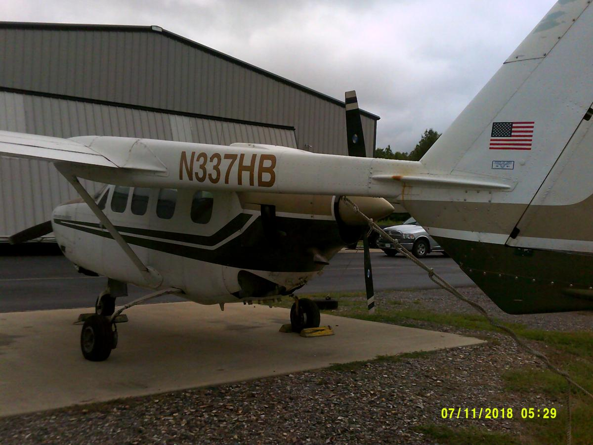 1978 CESSNA  PRESSURIZED 337 Photo 7