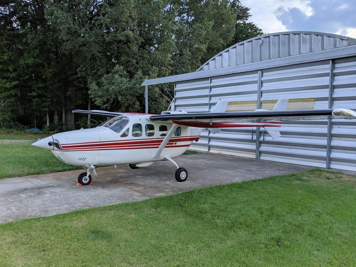 1979 Cessna P337H Photo 6