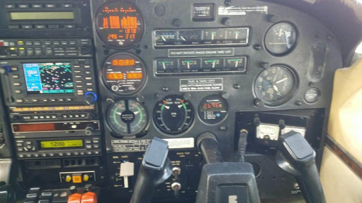 1979 Cessna P337H Photo 4