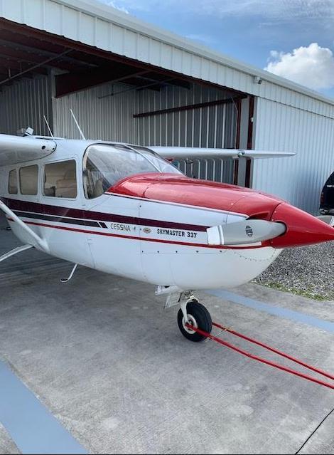 1969 Cessna 337D Skymaster Photo 2