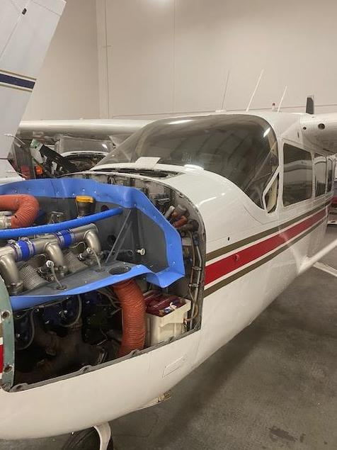 1969 Cessna 337D Skymaster Photo 5