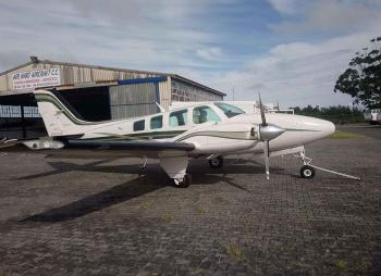 2000 BEECHCRAFT 58 BARON for sale - AircraftDealer.com