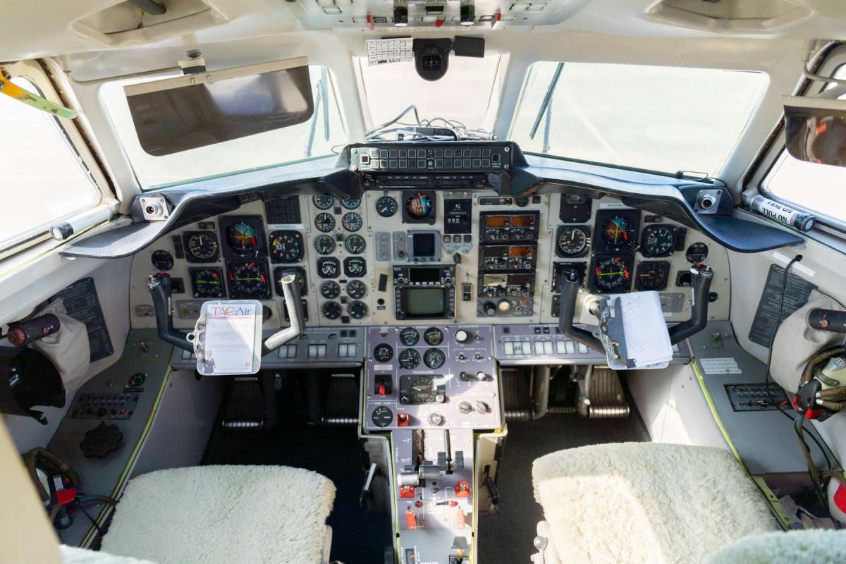 1986 BAe Jetstream J31 Photo 5