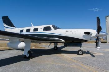 2019 PIPER MERIDIAN M500 - Photo 2