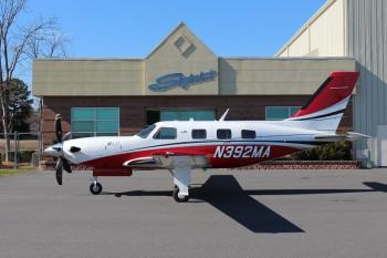 2018 PIPER MERIDIAN M500  for sale - AircraftDealer.com