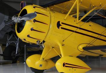 1996 WACO YMF-5C
