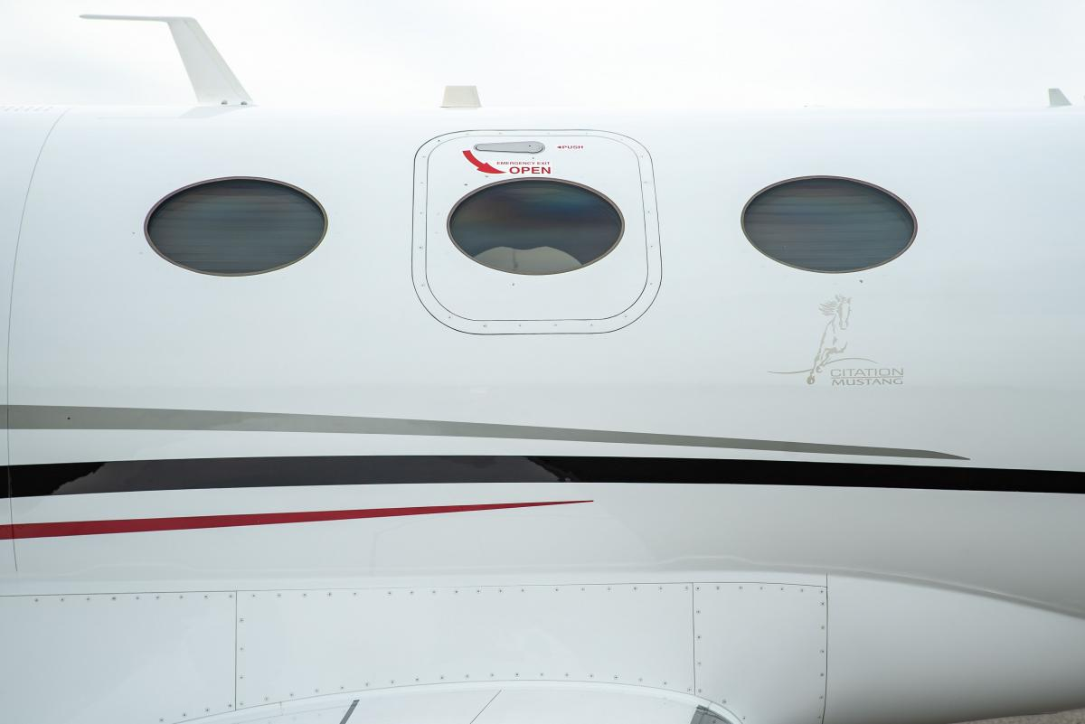2009 Citation Mustang  Photo 6