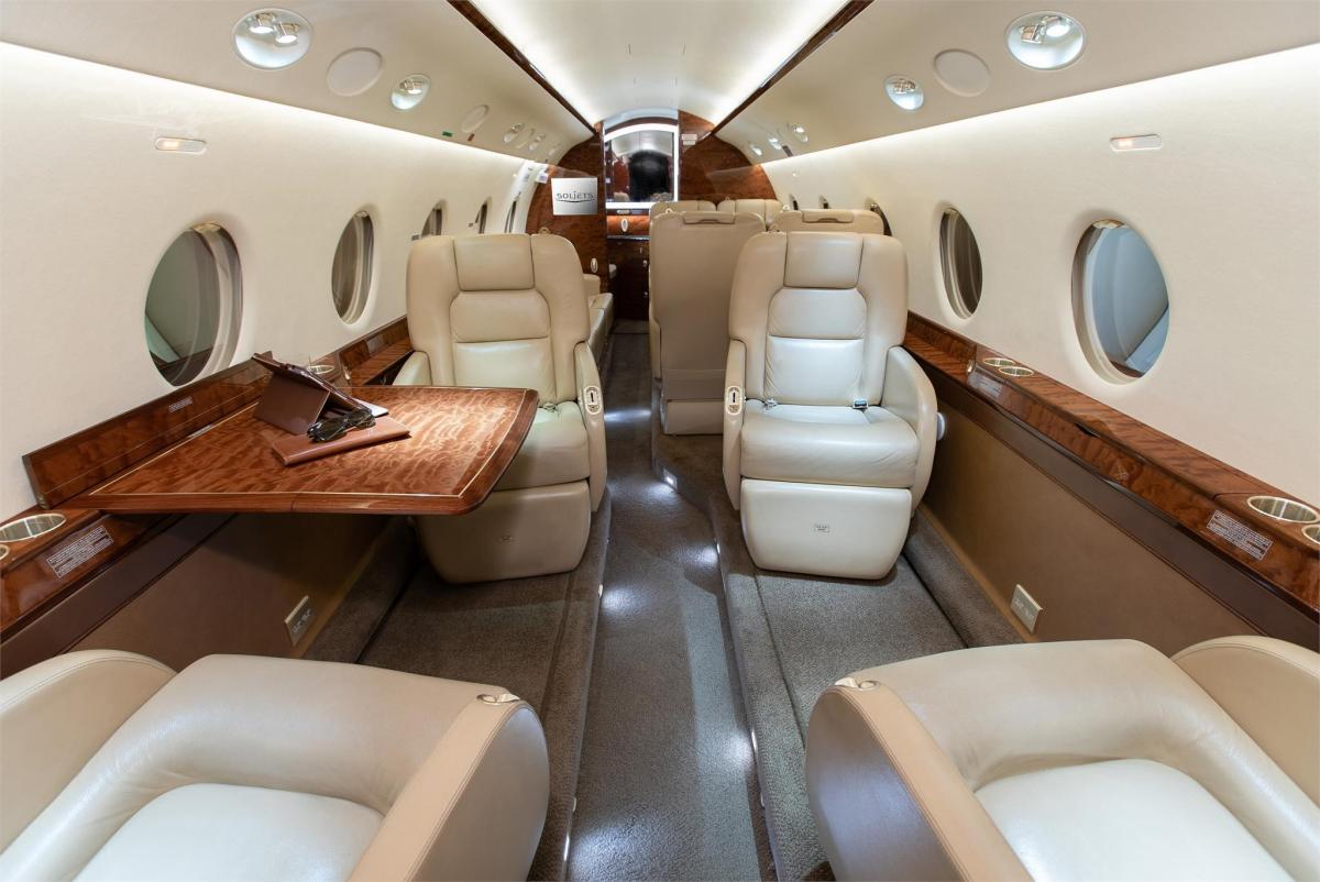2008 Gulfstream G200 Photo 2