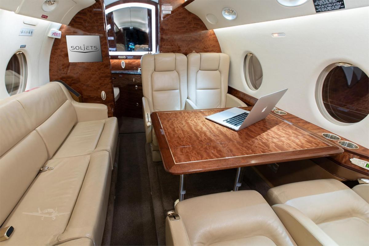 2008 Gulfstream G200 Photo 3