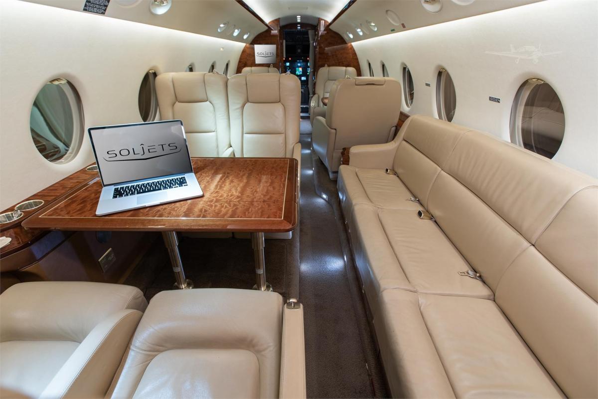 2008 Gulfstream G200 Photo 4