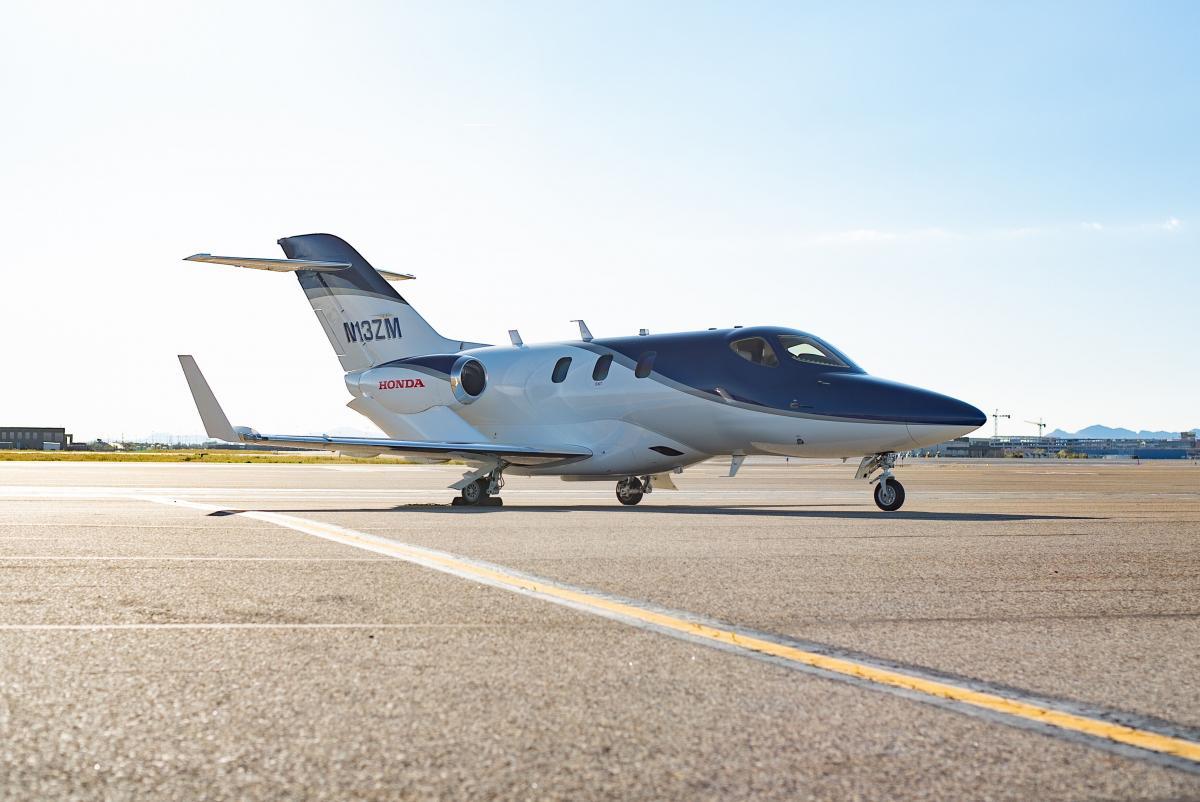 2017 Hondajet HA-420 Photo 5