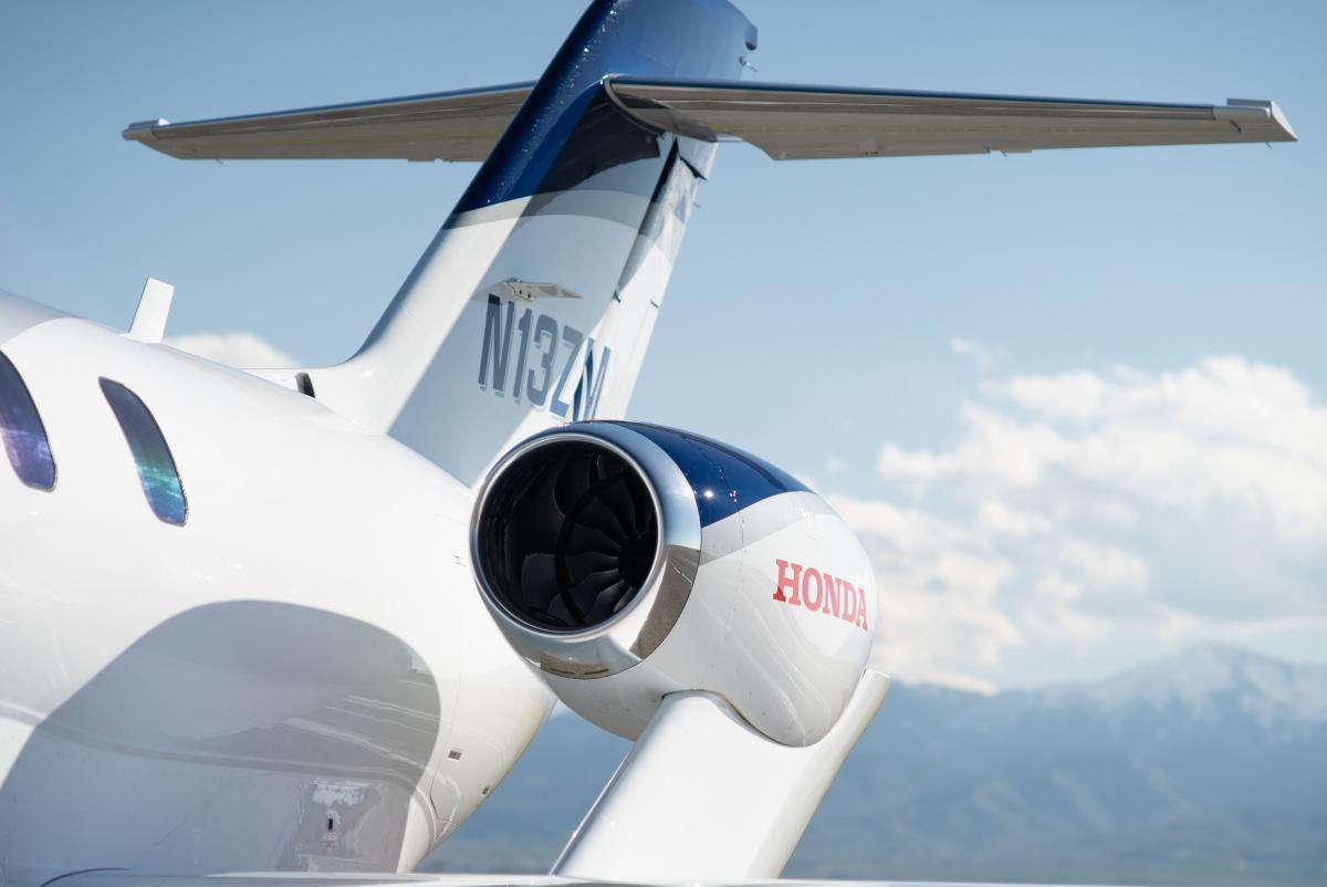 2017 Hondajet HA-420 Photo 6