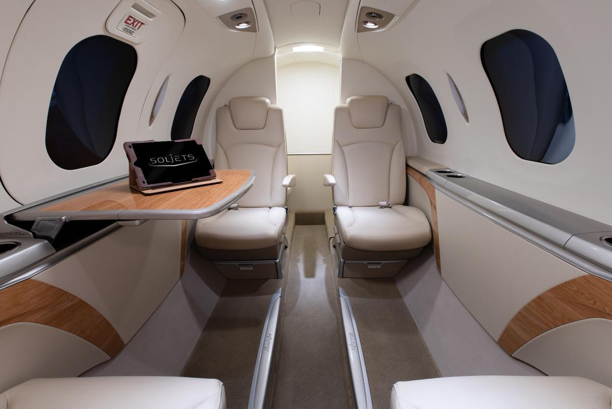 2017 Hondajet HA-420 Photo 7