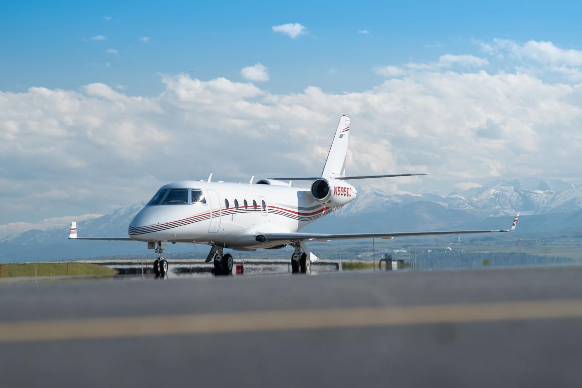 2007 Gulfstream G150 Photo 4