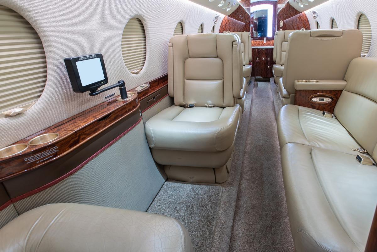 2007 Gulfstream G150 Photo 2