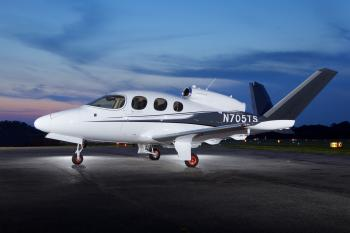 2018 Cirrus Vision Jet for sale - AircraftDealer.com
