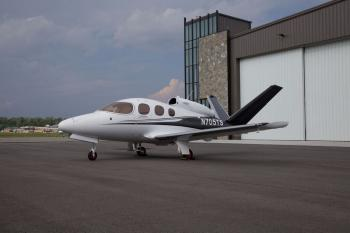 2018 Cirrus Vision Jet - Photo 3