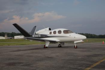 2018 Cirrus Vision Jet - Photo 4