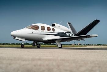 2018 Cirrus Vision Jet for sale - AircraftDealer.com