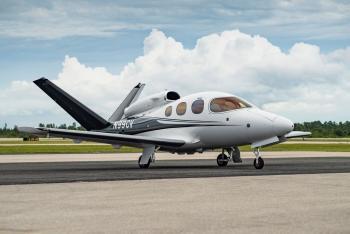 2018 Cirrus Vision Jet - Photo 2